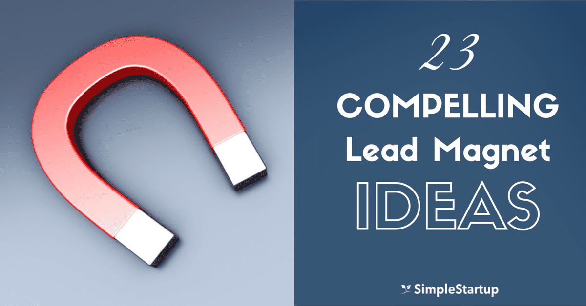 23 Compelling Lead Magnet Ideas to Attract More Subscribers