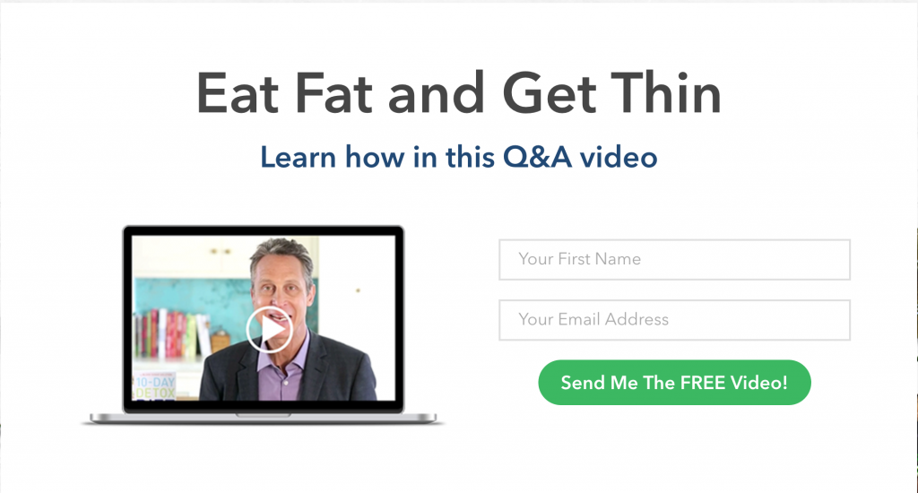 q & a video lead magnet